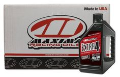 Maxima CS3291284PK Extra4 4T 15W50 Synthetic Motorcycle Engine Oil  1 Gallon Jug Case of 4 ** See this great product.