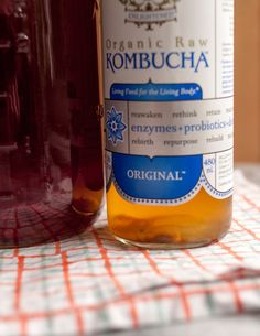 How To Make Your Own Kombucha Scoby — Cooking Lessons from The Kitchn