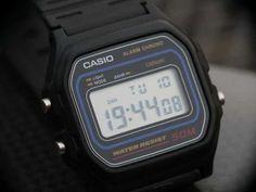 Das Piepsen Deiner Casio Uhr hast Du noch heute im Ohr.
