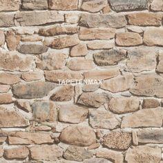 Papiertapete ❘ P+S International Tapete ❘ Stein 0554710