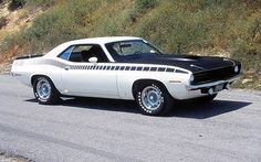 1970 Plymouth AAR 'Cuda « Muscle Cars « Vintage Car Talk Most people dont know but this is actually my dream car :P (Barracuda)  follo me on IG @ The_angelofdarkness