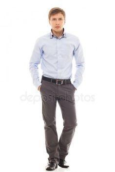 Handsome man in a shirt Handsome Man, Stock Photos, Stylish, Casual, Shirts, Man Candy Monday, Dress Shirts, Shirt