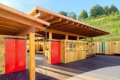 Pabellón Vanke en la Expo Mundial de Horticultura de Tsingdao 2014,Cortesía de Slow Architects