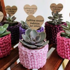 Crochet Sole, Crochet Diy, Crochet Home Decor, Easy Crochet Stitches, Knitting Stitches, Crochet Basket Pattern, Crochet Patterns, Crochet Plant Hanger, Mini Vasos