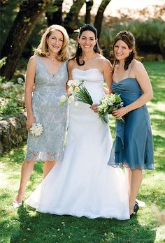 If the Mother of the Bride is romantic... Photo: Gertrude & Mabel Photography