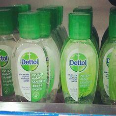 Dettol Original Instant Hand Sanitizer 50ml