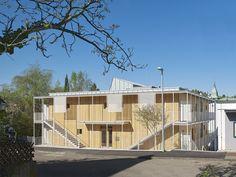 Kuhn Lehmann . Kinderhaus Franziskus Day Care Centre . Stuttgart (6)