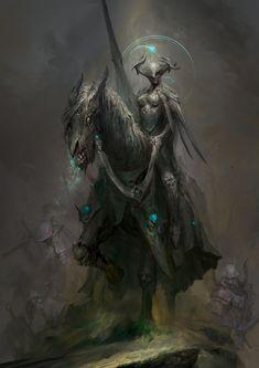 Тёмное фэнтези,Fantasy,Fantasy art,art,арт,красивые картинки,Daniel Kamarudin
