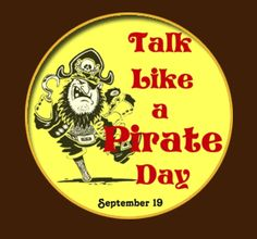 Pirate Dictionary | interesting challenge get right onto that aye aye pirated pirate
