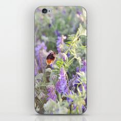 Bumble Bee iPhone & iPod Skin from FloraInspiro SHOP http://shop.florainspiro.com