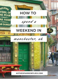 How to spend a weekend in Manchester – exploring the industrial North West – 2020 World Travel Populler Travel Country Travelling Tips, Europe Travel Tips, European Travel, Travel Guides, Traveling, Backpacking Europe, Manchester England, Voyage Europe, Europe Destinations