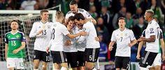 Ungefährdeter Sieg in Nordirland: Besser geht's nicht! Deutschland macht WM-Ticket mit perfekter Quali-Bilanz klar