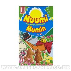 Moomin Biscuits … think I had these in Finland! Tove Jansson, Gingerbread Cookies, 2nd Birthday, Finland, Fairy Tales, Biscuits, Sweets, Food, Product Design