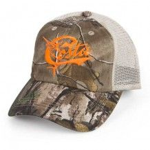 8592cbc28bf Costa Retro Trucker cap camo Retro Logos