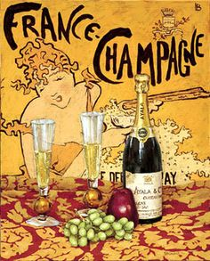 Champagne For Two Viktor Shvaiko
