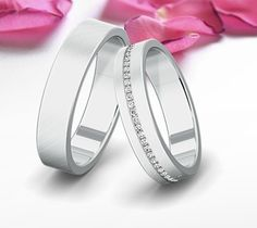 Saint Maurice design www. Bling Wedding, Gold Wedding Rings, Wedding Pics, Wedding Bands, Gold Rings, Band Rings Women, Bridal Jewelry Sets, Engagement Rings, Silver Anniversary