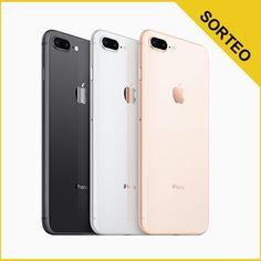 Participa en el sorteo de un iPhone 8 Plus 256GB | #SorteoiPhone8Plus