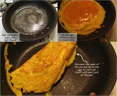 Julia Child's French Omelet