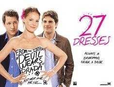 """""""27 dresses"""" (2008)"""