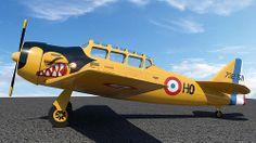 CAMILA ANGEL Curso Diseño 3D MAX MODELADO - The Beechcraft T-34 Mentor Duración: 60 horas www.lumastudio.com