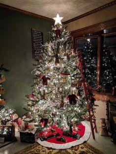 Kim's Christmas Tree