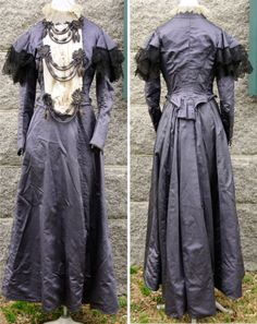 a lovely victorian ghost