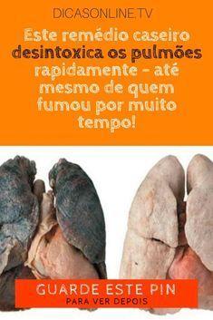 Limpar pulmoes, ex fumante   Este remédio caseiro desintoxica os pulmões rapidamente – até mesmo de quem fumou por muito tempo!   Este poderoso remédio natural faz uma profunda limpeza nos pulmões, até mesmo de quem fumou ou ainda fuma. Aprenda, faça e comprove!   Clique AQUI para saber mais...