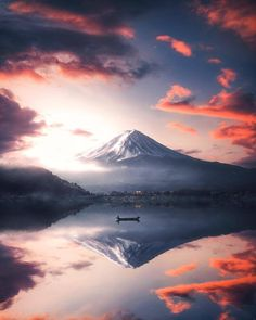 Canon Photography: Mount Fuji with all its glory! What a stunning image! Beautiful Landscape Photography, Beautiful Landscapes, Canon Photography, Nature Photography, Photography Ideas, Scenic Photography, Aerial Photography, Night Photography, Lifestyle Photography