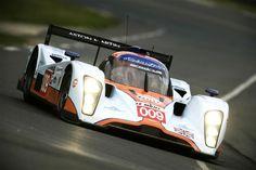 2009 Lola Aston Martin LMP-1.