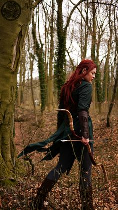 Tauriel costume - I need to make this