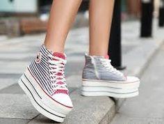 Resultado de imagem para en güzel spor topuklu ayakkabılar
