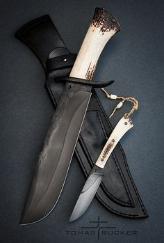 Tomas Rucker Knives (latest pic March 17 2016)