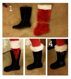 christmas costumes diy Best boots outfit for work christmas gifts Ideas Fun Christmas Outfits, Diy Ugly Christmas Sweater, Tacky Christmas, Christmas Costumes, Christmas Stockings, Christmas Holidays, Christmas Gifts, Ugly Sweater, Christmas Clothes