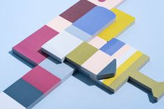 Joan Rojeski —Sticky notes for Normann Copenhagen