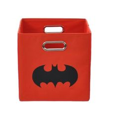 Do you often walk into your child's bedroom only to find a mess? Clothes everywhere, clutter, geeky toys here and there, and everywhere? Let the Justice League take a swing at cleaning! With these storage bins, and laundry baskets, there's no way your child won't want to use them! Choose from Superman, or Batman, and...