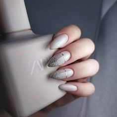 Who doesn't love properly manicured and well-groomed nails? Ensuring you get as creative with your nails as you are with your clothes is the industry of nail art designs. Today, the trend of … Gradient Nails, Pink Nails, Acrylic Nails, Coffin Nails, Cute Nails, Pretty Nails, Hair And Nails, My Nails, 5sos Nails