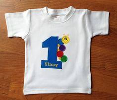 Baby Einstein First Birthday Shirt by Lillyrose828 on Etsy, $18.00