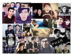 """""""Phan #1"""" by mysummersky ❤ liked on Polyvore featuring art"""