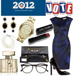 """""""Election Day Gala"""" by mellr on Polyvore"""