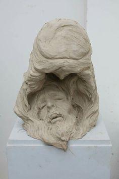 SALOME with head of John Baptist. #sculpture #portrait #academy