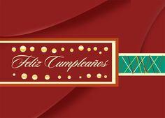 Bold Spanish Birthday - Spanish Cards from CardsDirect - Feliz Cumpleanos