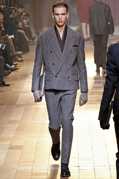 Fall 2013 Menswear - Lanvin