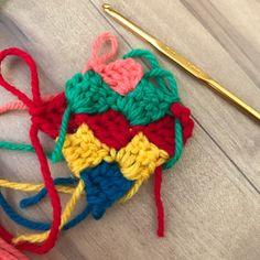 ダイアゴナルステッチの編み方。 - まいにち、てしごと。 Crochet Necklace, Knitting, Crochet Collar, Tricot, Cast On Knitting, Stricken, Crocheting, Knits, Yarns