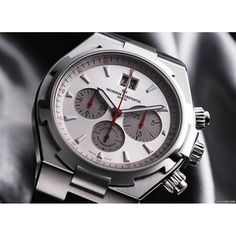 VACHERON CONSTANTIN [NEW] Overseas Chronograph Silver Dial Automatic 49150/000A-9017 (Retail:HK$164,000)   OUR PRICE 售價: HK$113,800.    #VC #VacheronConstantin #Vacheron_Constantin #OverseasChronograph #Overseas_Chronograph  #vcOverseasChronograph  #vc_Overseas_Chronograph #vacheronConstantinOverseasChronograph #vacheron_Constantin_Overseas_Chronograph  #49150000A9017  #49150_000A_9017