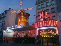 A Chorus Line, Le Moulin, Places Ive Been, Beautiful Places, World, Trips, Moulin Rouge, Viajes, Traveling
