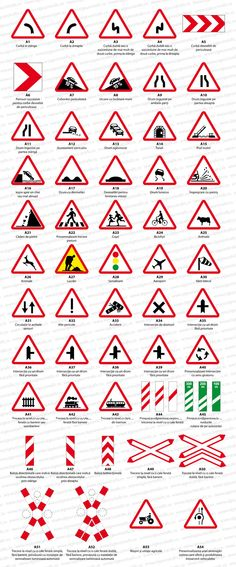 sigeurotrafic-indicatoare-rutiere-de-avertizare Jewellery, Jewels, Schmuck, Jewelry Shop, Jewlery, Jewelery