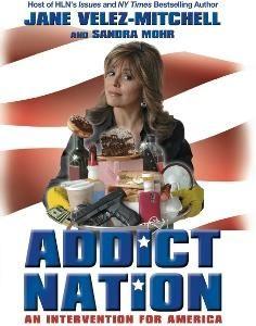 Jane Velez-Mitchell talks addiction to celebrity   TheCelebrityCafe.com