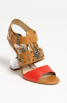 Sam Edelman 'Yara' Sandal available at #Nordstrom @Ashlee Outsen Outsen Nelson  thoughts??