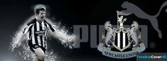Newcastle United Joey Barton Facebook Cover Timeline Banner For Fb Facebook Cover