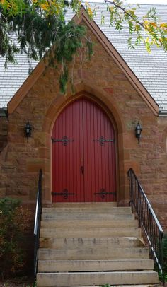 Colorado Church Doors
